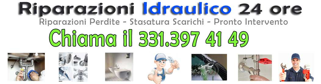 331.3974149 Idraulico Pronto Intervento